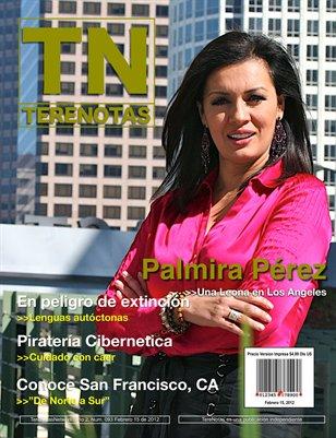 Palmira Perez... Una Leona en LA