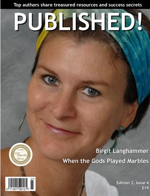 PUBLISHED! featuring Birgit Langhammer
