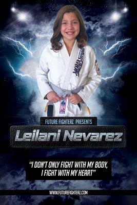Leilani Nevarez Lightning - Poster