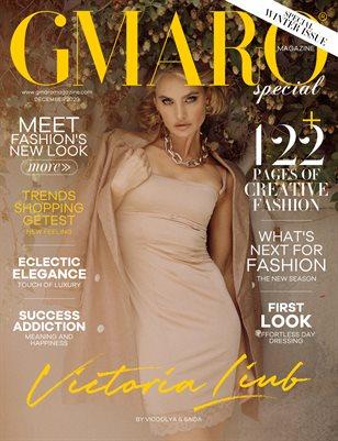 GMARO Magazine December 2020 Issue #30