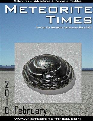 Meteorite Times Magazine - February 2010