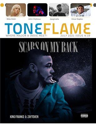 ToneFlame Magazine July 2021
