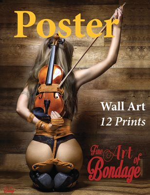 Fine Art of Bondage - Poster Set 01