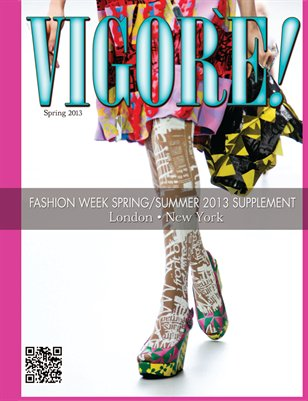 Vigore Magazine Spring Summer 2013 FW Supplement