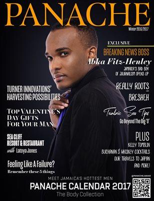 PANACHE Winter Issue 2016/2017