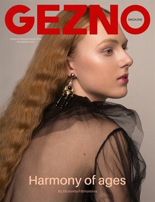 GEZNO Magazine December 2019 Issue #04