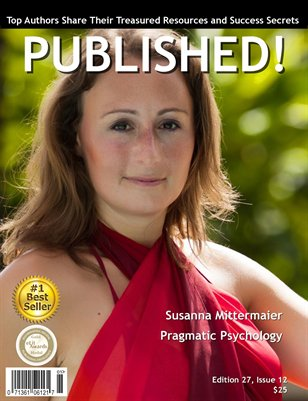 PUBLISHED! Excerpt featuring Susanna Mittermaier