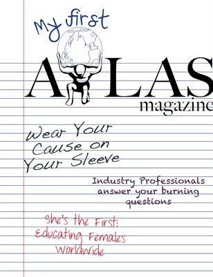 Atlas Magazine Issue 1