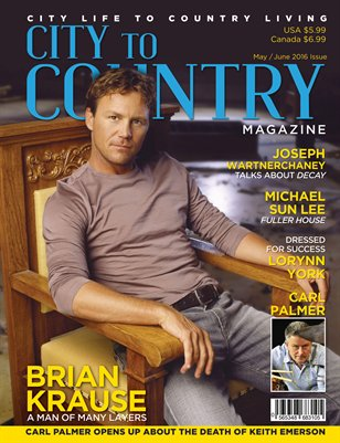 City To Country Magazine May/June 2016