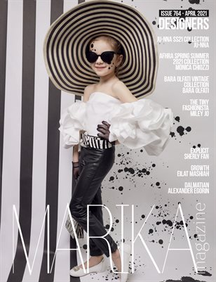 MARIKA MAGAZINE Designers (ISSUE 764 - APRIL)