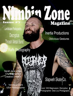 Nimbin Zone Magazine Issue #7