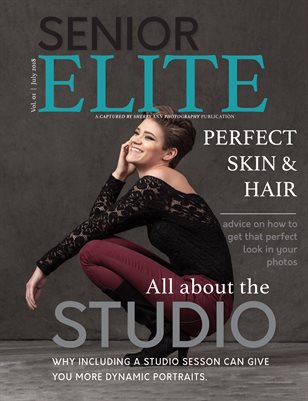 Senior Elite Magazine | Vol. 1 | July 2018