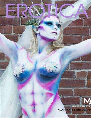 Erotica Magazine Vol. X (Softcore) Melinda Abreu Cover