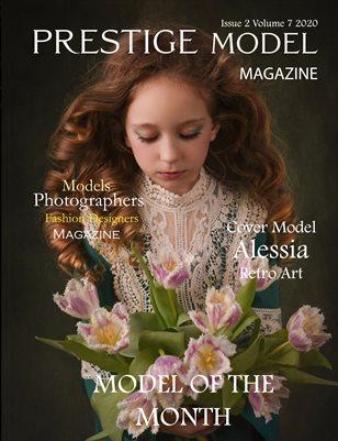 Prestige Models Magazine: Models of the Month