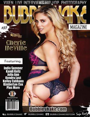Bubble Shake Magazine issue 37 (Cherie Devillel)