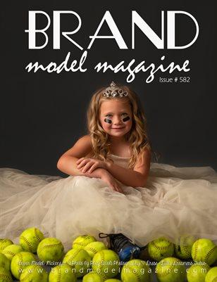 Brand Model Magazine  Issue # 582