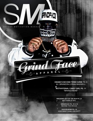 Issue 5 Vol. 19 Feat. GRINDFACE APPAREL