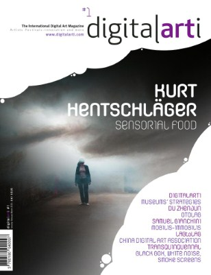 The international Digital Art quarterly magazine