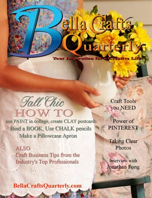 Bella Crafts Quarterly, Fall Chic