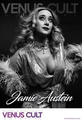 Jamie Austein Cover Poster