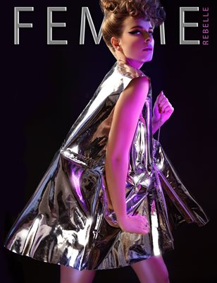 Femme Rebelle Magazine FEBRUARY 2018 - BOOK 2 - Sam Elson Cover