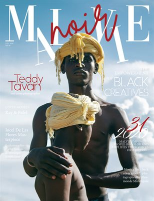 MALVIE Magazine - Noir Special Edition Vol. 06 JULY 2020