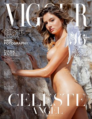 NUDE & Boudoir | May Issue 5