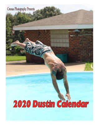 2020 Dustin calendar