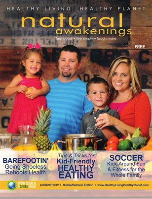 August 2012: Healthy Families