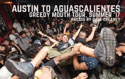 Austin to Aguascalientes