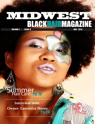 2012 May Issue- Midwest Black Hair Magazine