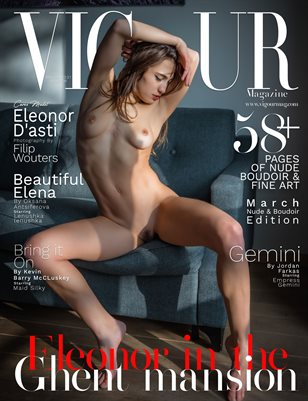 NUDE & Boudoir | March Issue 6