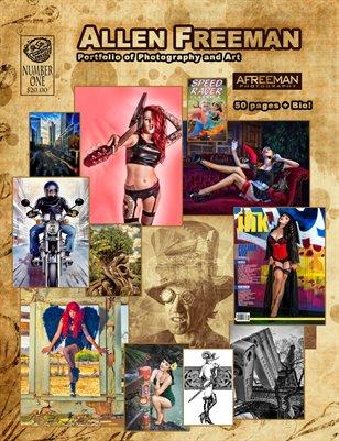 Allen Freeman Portfolio Magazine #1