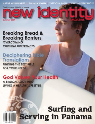 New Identity Magazine Issue 3 (Summer 2009)