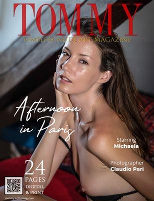 Michaela - Afternoon in Paris - Claudio Pari
