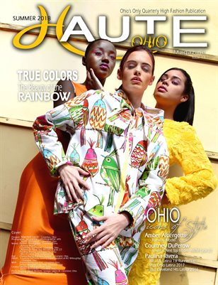 Haute Ohio Magazine Summer 2018- Issue 13