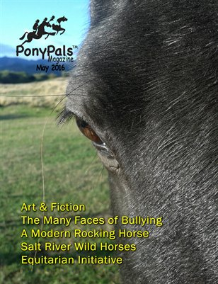 May 2016 Pony Pals Magazine -- Vol.5 #12
