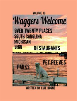 Waggers Welcome--Volume 10--Destination Dog