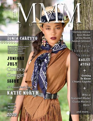 July Juniors Monthly Issue
