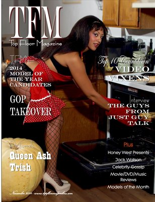 Top Floor Magazine November 2014