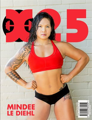 X25 Muscle Issue 5 Mindee Le