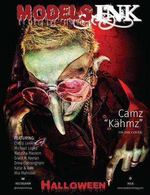 Models Ink Magazine Halloween 2020