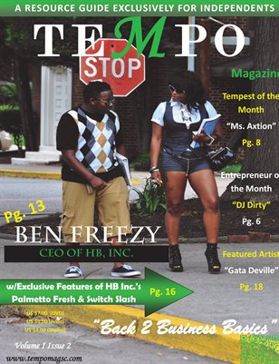 Tempo Magazine Vol.1 Issue 2