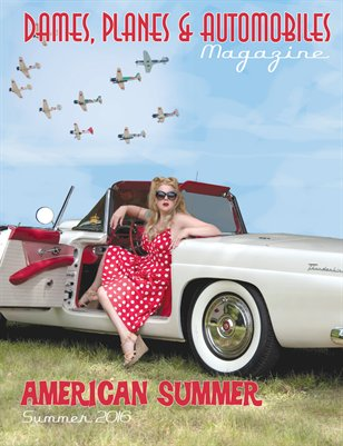 "DPA Summer 2016 Issue ""American Summer"""