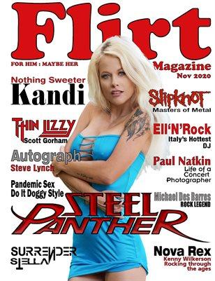 Flirt Magazine Nov 2020