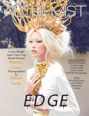 The Alchemist Magazine - EDGE Issue - Book 3