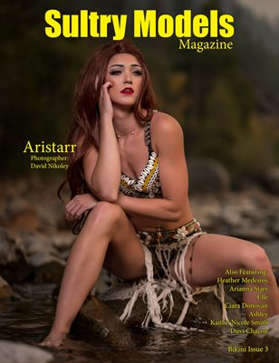 Sultry Models Magazine Bikini Issue 3