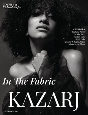 KAZARJ MAGAZINE ISSUE 4 VOL.1 2021