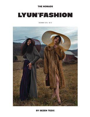 LYUN ISSUE No.12 (VOL No.8) C2