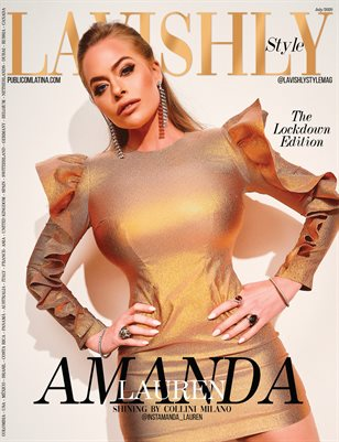 LAVISHLY STYLE Magazine - AMANDA LAUREN - July/2020 - #11